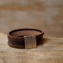Bruine armband