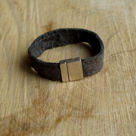 Grijze armband