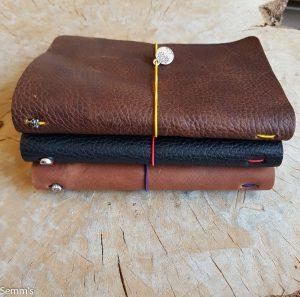 semms leren notitieboekjes divers