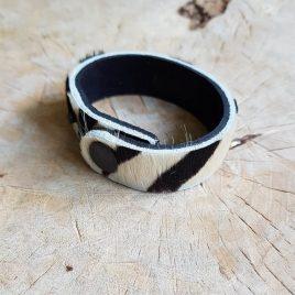 semms armband zebra