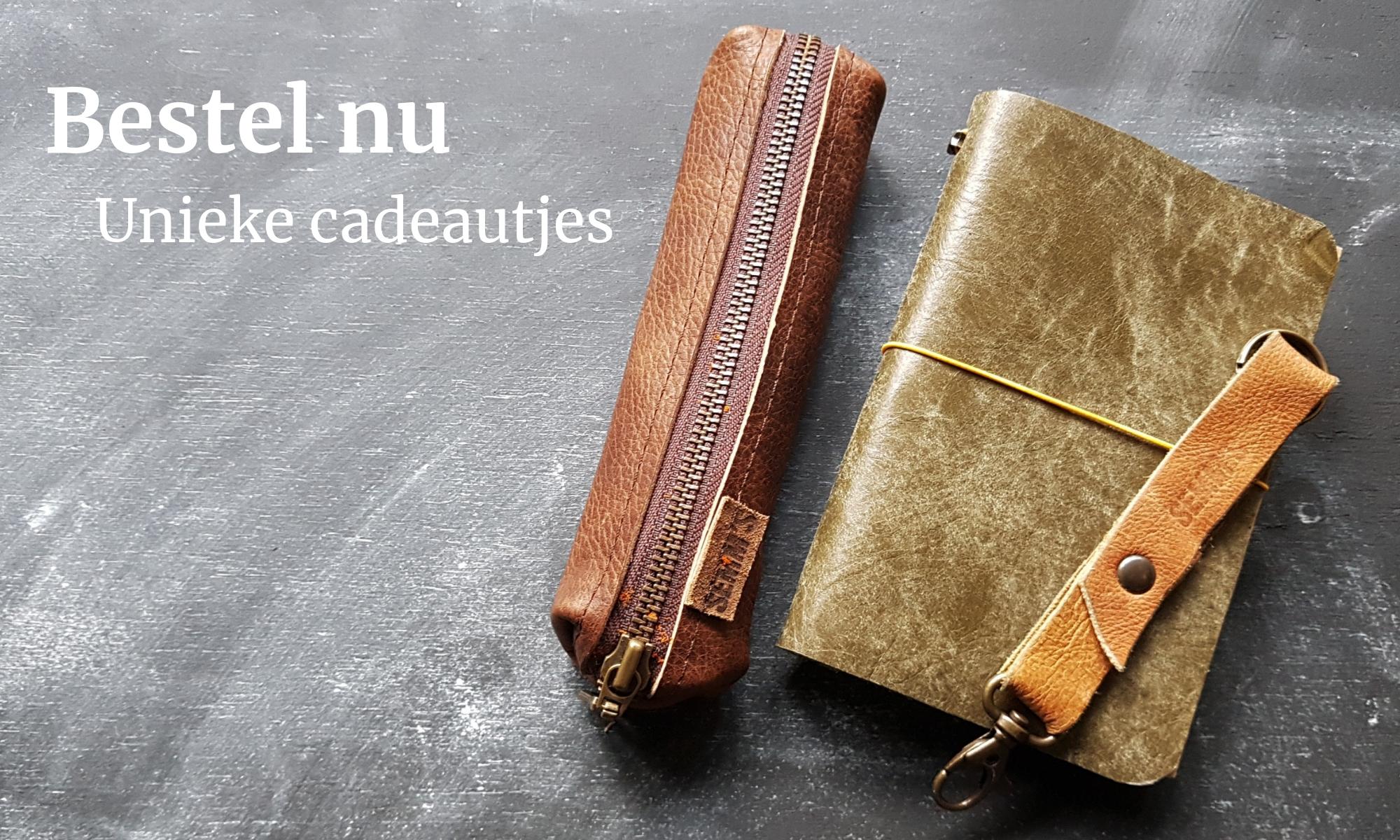 semms notitieboekjes en etuis